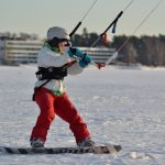 Have you all tested Snowkiting?