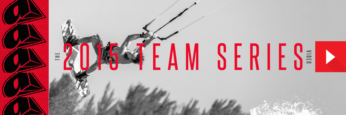 Airush Team Series Video 2015 &#