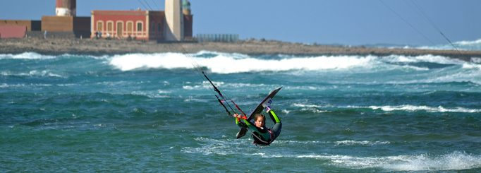 6 islands for kitesurfing 2017