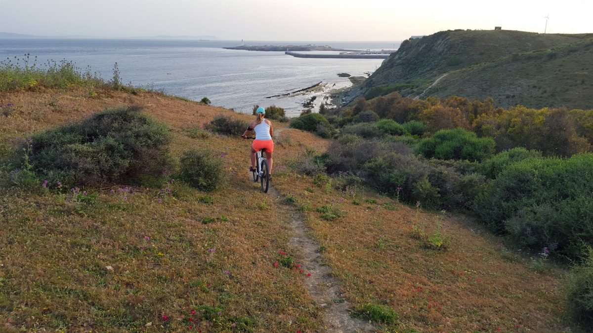 mountainbike Tarifa