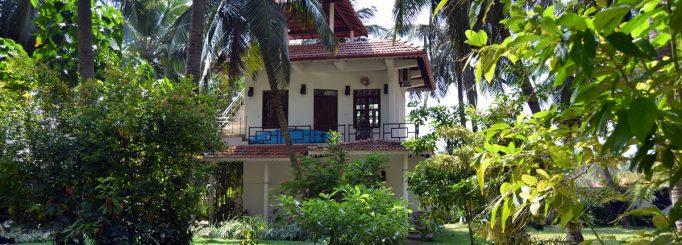 Accommodation tip: Kappalady KiteGarden in Kalpitya, Sri Lanka