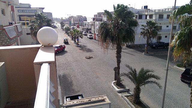 view from hotel boa vista